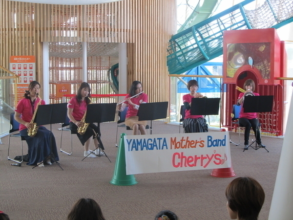 YAMAGATA Mother 's Band cherry's♪演奏会