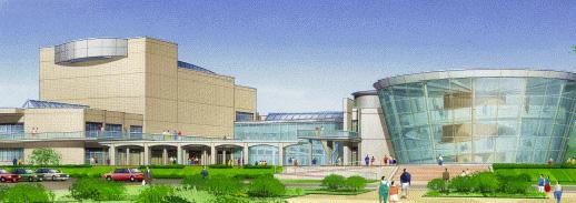 タントクルセンター外観写真
